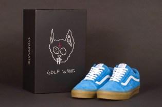 "Odd Future x Vans Syndicate Old Skool Pro ""S"""