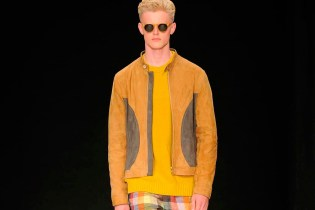 Oliver Spencer 2014 Spring/Summer Collection