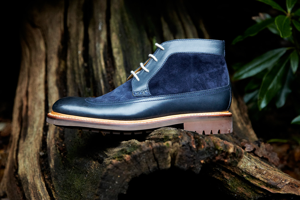 oliver sweeney 2013 fall winter snape boot