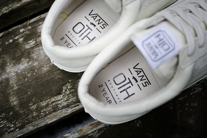 OTH Boutique x Taka Hayashi x Vans 2013 Style 36 Originals LX