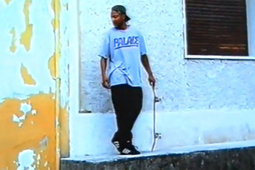"Palace Skateboards ""Brady Fairfax"" Video"