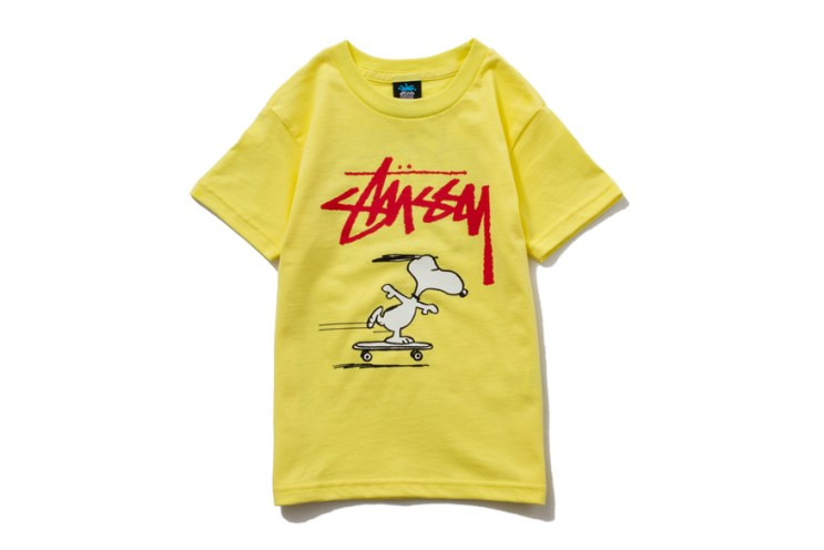 Peanuts x Stussy Kids 2013 Spring/Summer Collection Drop 2