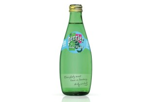 Perrier Limited Edition Andy Warhol Bottles