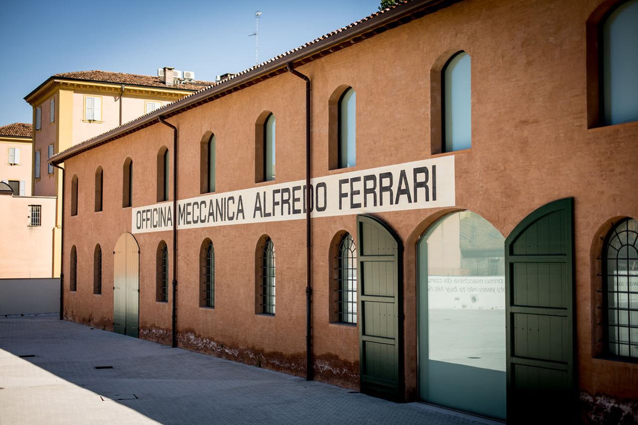petrolicious takes a look inside ferraris museo casa enzo ferrari