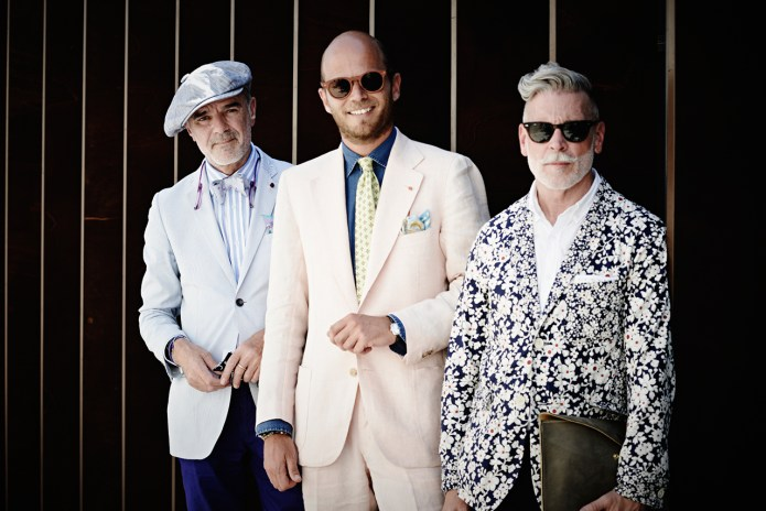 Street Style at Pitti Uomo 84