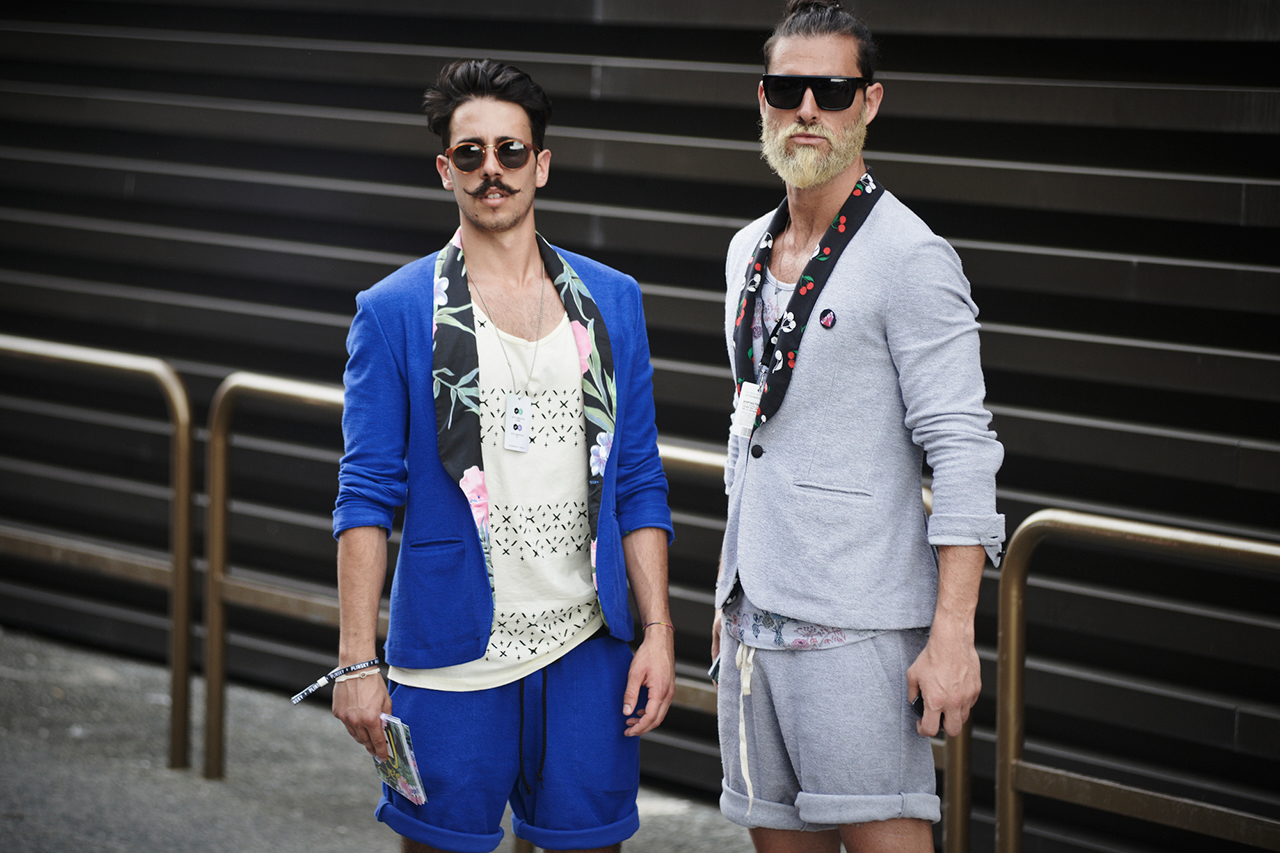 Street Style at Pitti Uomo 84