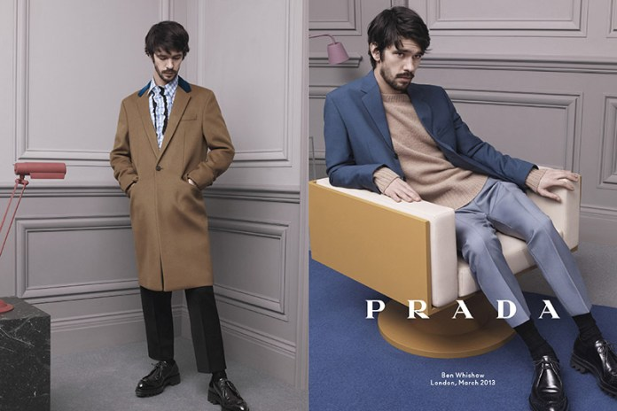 Prada 2013 Fall/Winter Campaign
