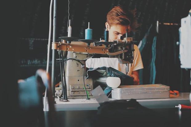 Process: Nudie Jeans Gothenburg Repair Station