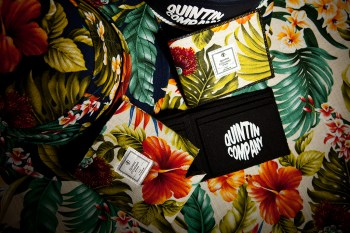 "Quintin Co. 2013 Summer ""Paradise Pack"""