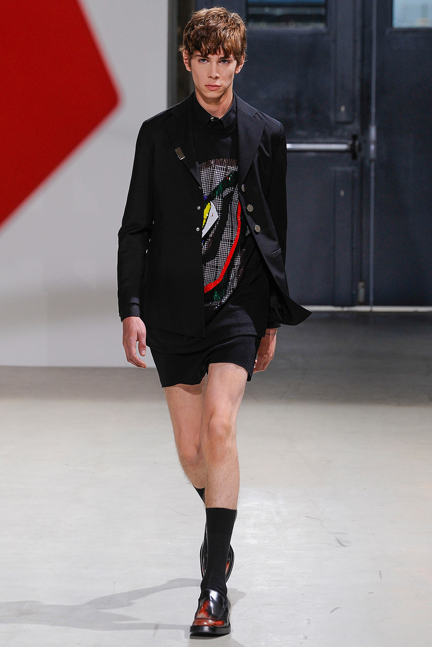 Raf Simons 2014 Spring Collection