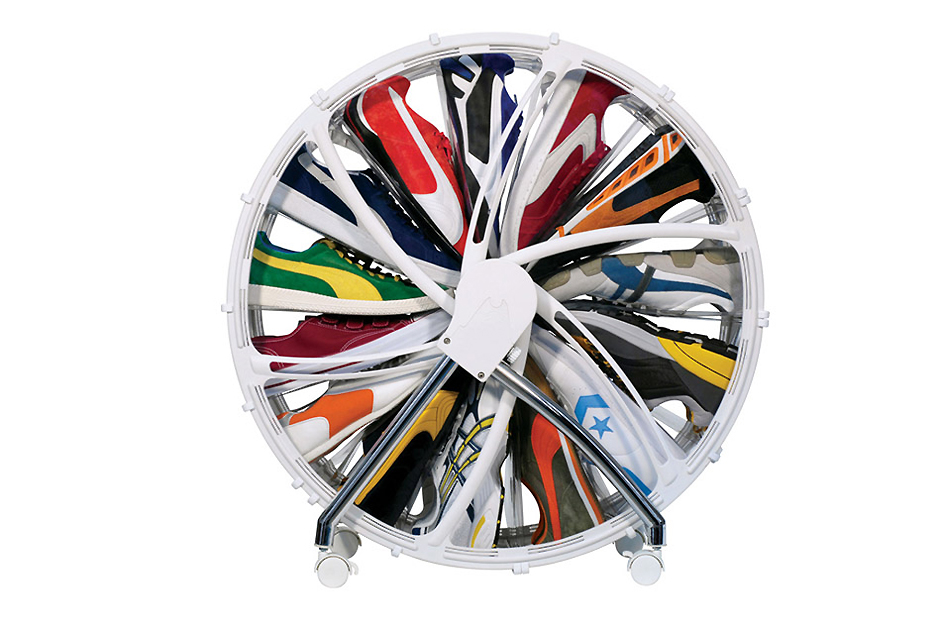 Rakku Designs Presents The Shoe Wheel