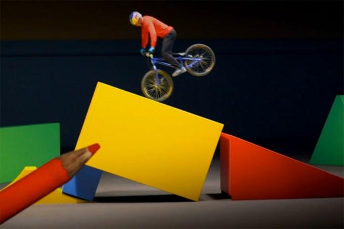 Red Bull Presents: Danny MacAskill's Imaginate Riding Film