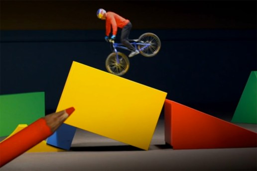 Red Bull Presents: Danny MacAskill's Imaginate Riding Film