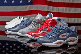 "Reebok Classics 2013 Summer ""Patriot"" Pack"
