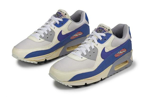 RETROSPECT: George H.W. Bush's Nike Air Max 90