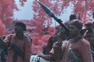 Richard Mosse Rethinks War Photography with 16mm Infared Film