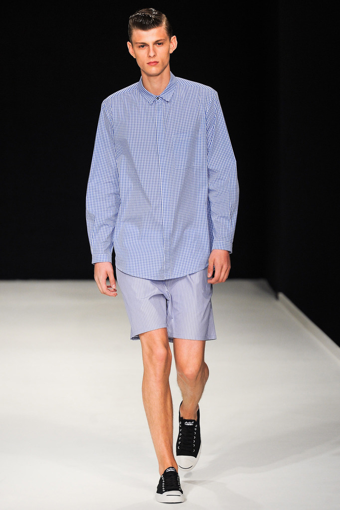 Richard Nicoll 2014 Spring/Summer Collection