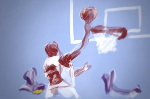 Richard Swarbrick and ESPN Present The NBA Finals in Animation