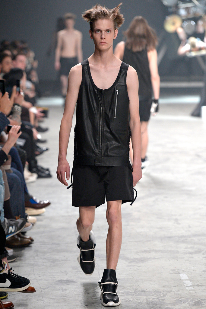 Rick Owens 2014 Spring Collection