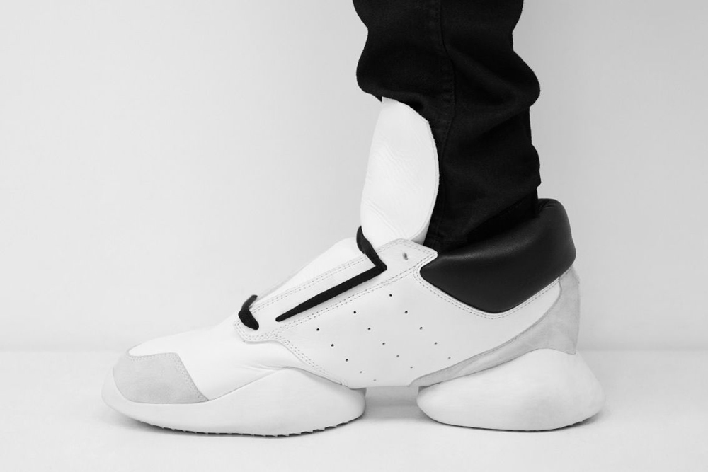 Rick Owens for adidas 2014 Spring Collection