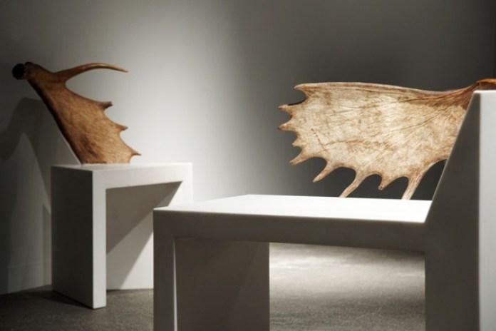 Rick Owens Urban Minimalist Furniture Showing at Salon94