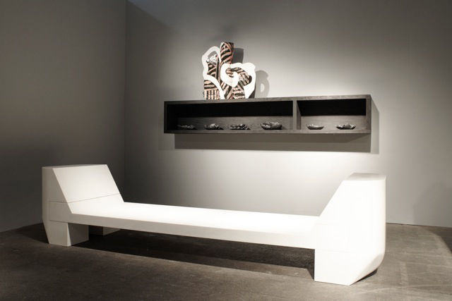Rick Owens Urban Minimalist Furniture Showing at Salon94