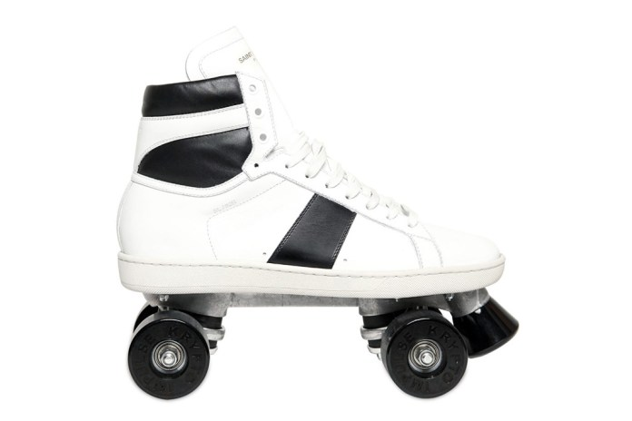 Saint Laurent 2013 Fall/Winter Rollerskates