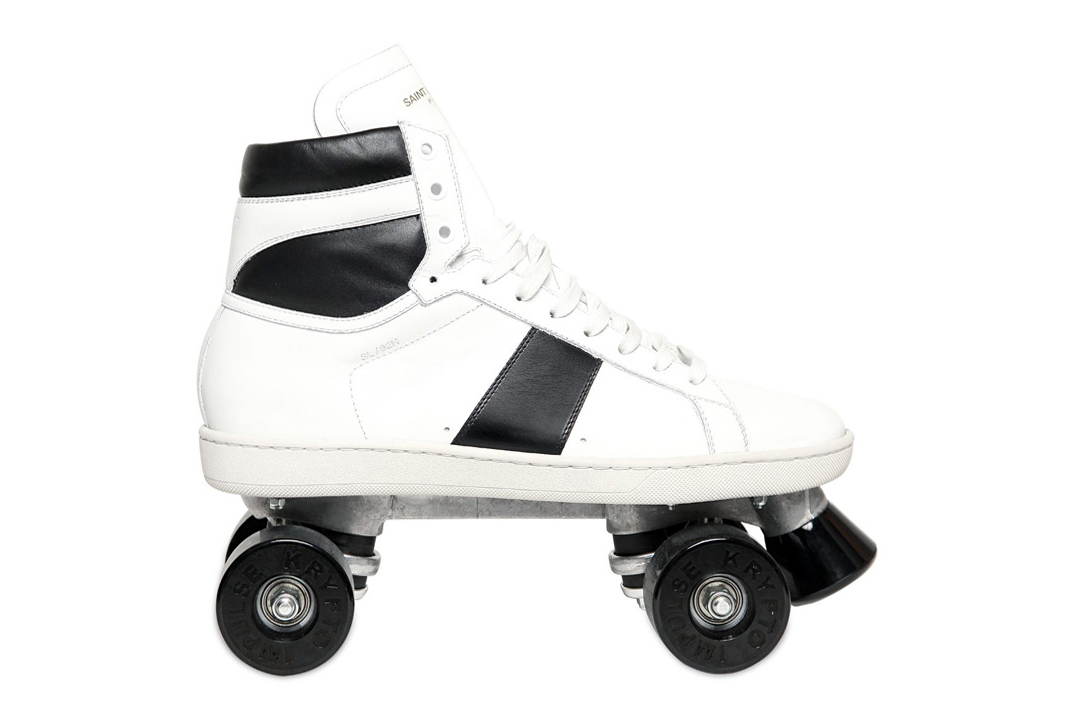 saint laurent 2013 fall winter rollerskates