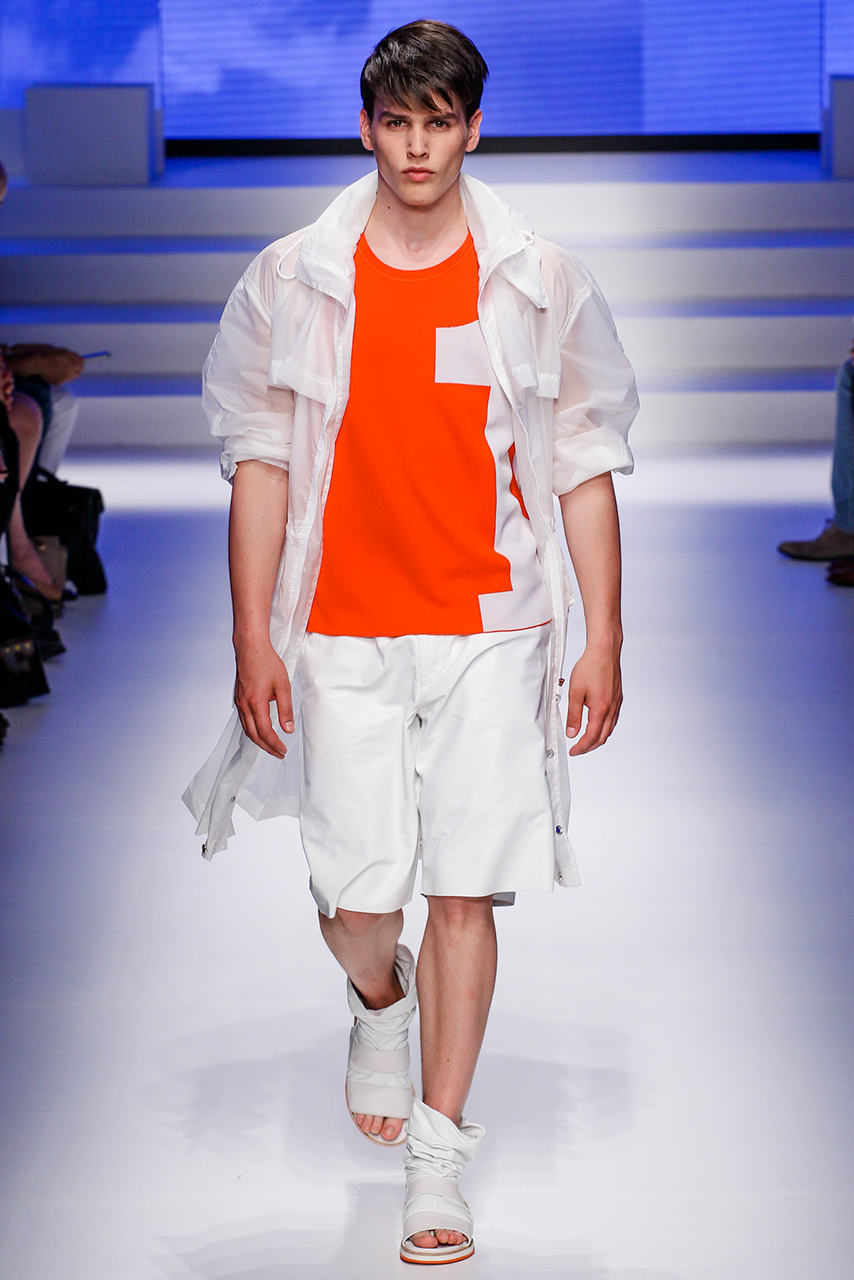 Salvatore Ferragamo 2014 Spring/Summer Collection