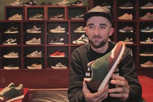 Scott and Srdjan of Highs and Lows Translate Their Boutique Into the Reebok 30th Anniversary Classic Leather
