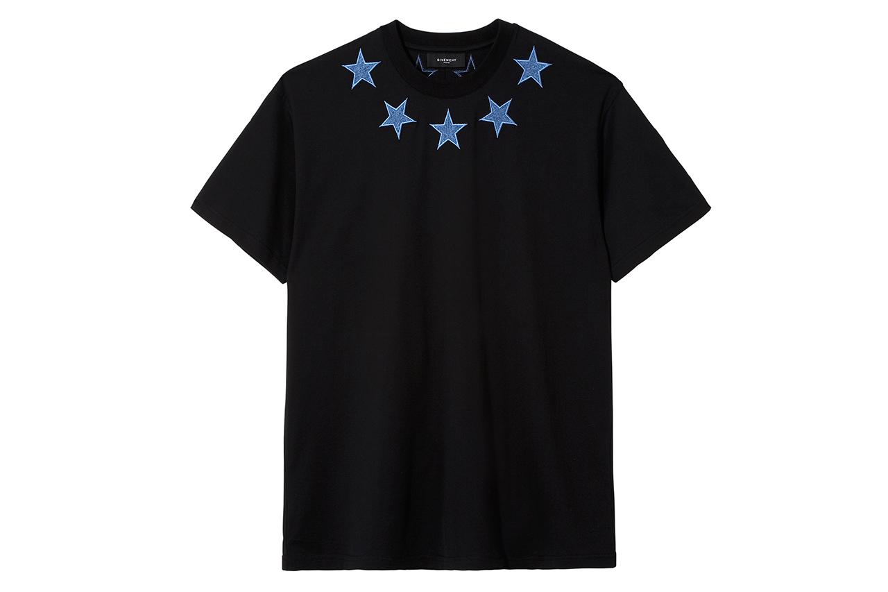 Selfridges x Givenchy Denim-Star T-Shirt