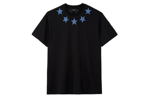 Selfridges x Givenchy Denim-Star T-Shirt