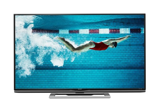 Sharp Aquos 4K Ultra HD TV