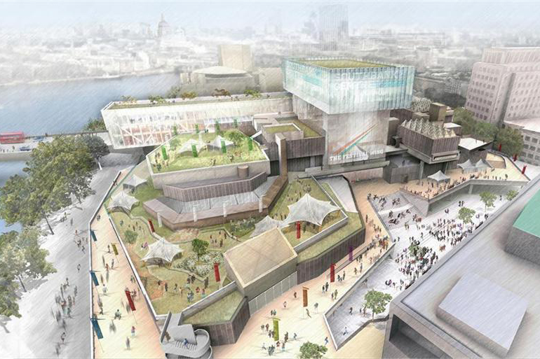 Skaters Object to London's Southbank Center Proposals