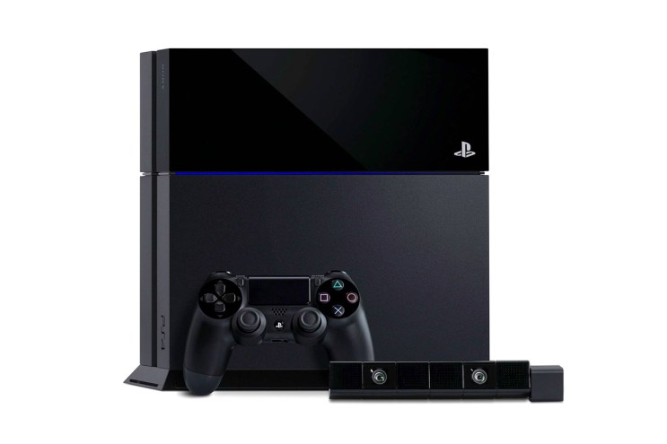 Sony Unveils the PlayStation 4