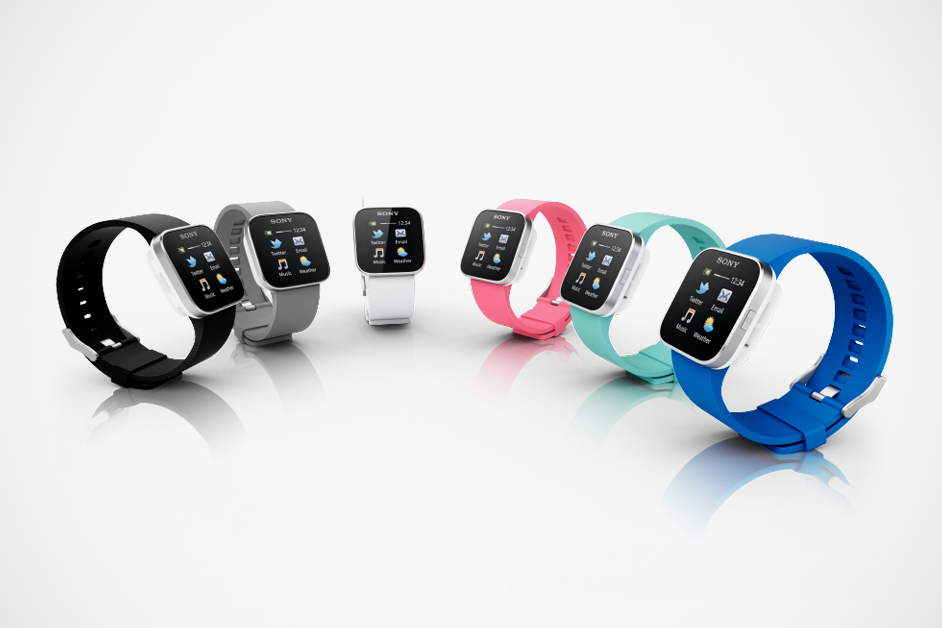 Sony Unveils the SmartWatch 2 for Android Devices