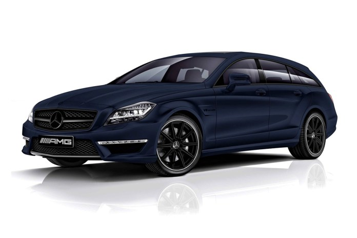 Spencer Hart's Tailor Made Mercedes-Benz CLS 63 AMG