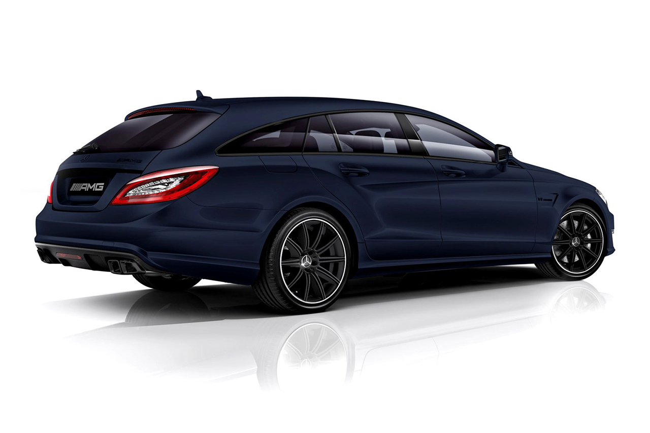 Spencer hart 39 s tailor made mercedes benz cls 63 amg for Mercedes benz amg clothing