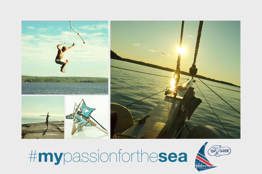 """Sperry Top-Sider Kicks Off Its """"The Sea Project 2013"""" Initiative"""