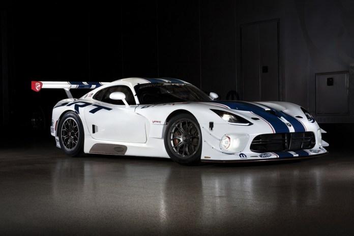 SRT Presents the Viper GT3-R Customer Race Car