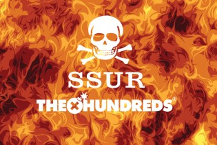 SSUR x The Hundreds 2013 Announcement