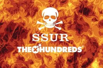 SSUR x The Hundreds 2013 Announcement
