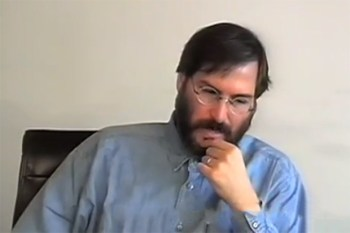 A Never-Before-Seen Interview of Steve Jobs Contemplating His Legacy