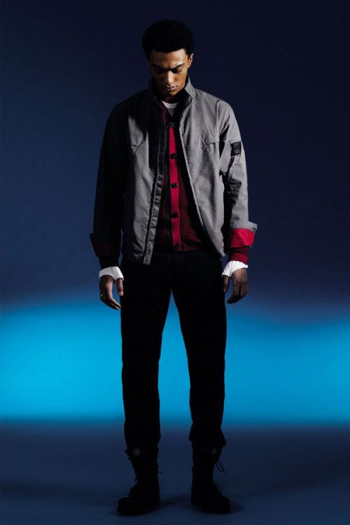 Stone Island Shadow Project 2013 Fall/Winter Lookbook