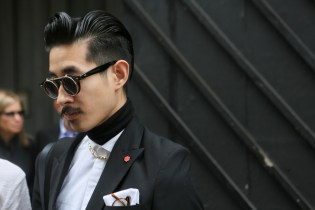 Streetsnaps: London Men's Fashion Week Recap Pt. 1