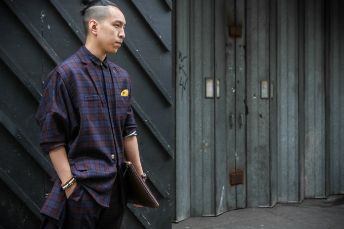 Streetsnaps: London Men's Fashion Week Recap Pt. 2