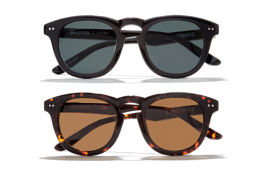 Stussy 2013 Spring Eyegear Collection