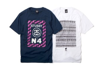 Stussy 2013 Spring/Summer Apparel Collection - Delivery 2
