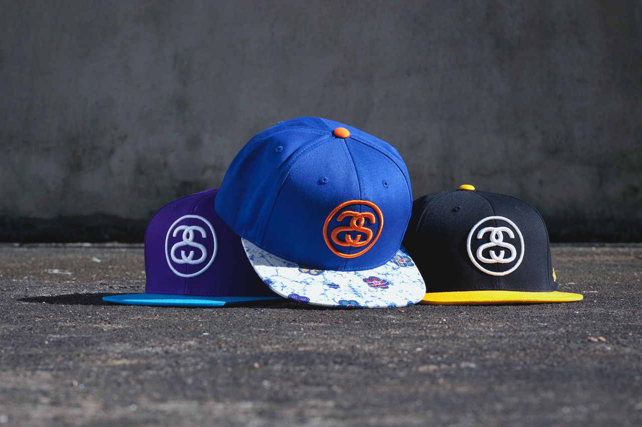 stussy 2013 spring summer headwear collection delivery 2
