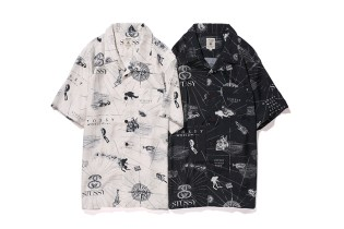 Stussy 2013 Summer Cruize Collection